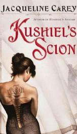 Kushiel's Chosen _cover