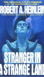 Stranger in a Strange Land  _cover