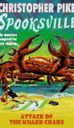 Attack of the Giant Crabs_cover