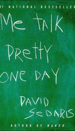 Me Talk Pretty One Day_cover