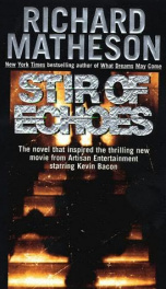 A Stir Of Echoes_cover