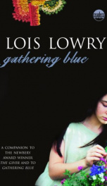 Gathering Blue _cover