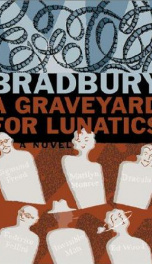 A Graveyard for Lunatics _cover