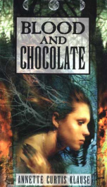 Blood and Chocolate_cover