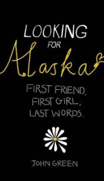 Looking for Alaska_cover