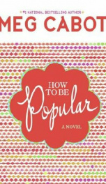 How to Be Popular _cover