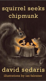 Squirrel Seeks Chipmunk A Modest Bestiary   _cover