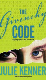 The Givenchy Code_cover