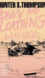 Fear and Loathing in Las Vegas _cover