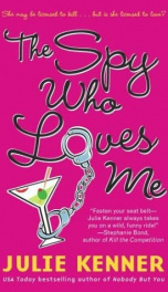 The Spy Who Loves Me _cover