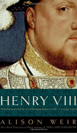 Henry VIII, The King and His Court_cover