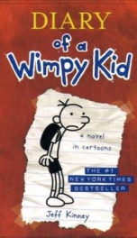 Diary of a Wimpy Kid _cover