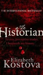 The Historian_cover