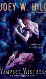 The Mark of the Vampire Queen_cover