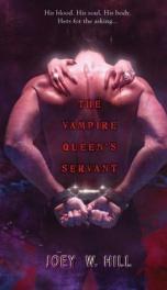 The Vampire Queen's Servant_cover