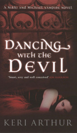 Dancing with the Devil_cover