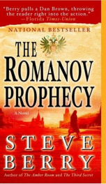 The Romanov Prophecy _cover