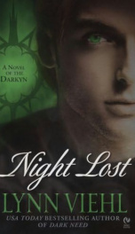 Night Lost_cover