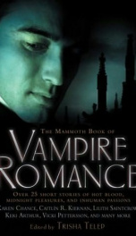The Mammoth Book Of Vampire Romance_cover