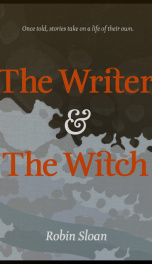 The Writer And The Witch   _cover