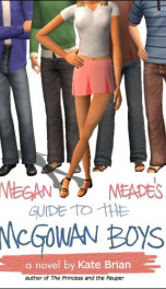 Megan Meade's Guide to the McGowan Boys  _cover