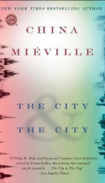 The City & the City   _cover