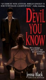 The Devil You Know_cover