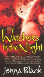 Watchers in the night_cover