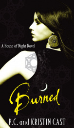 Burned (House of Night #7)_cover