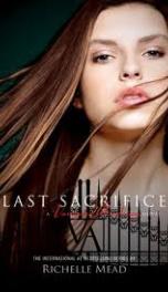 Llast Sacrifice(Vampire Academy#6)_cover