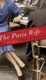 Paris Wife_cover