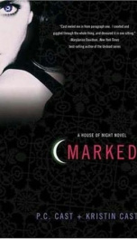 Marked (House of Night Series #1)_cover