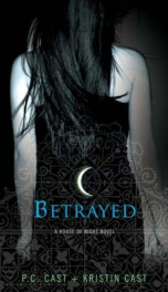 Betrayed (House of Night Series #2)_cover