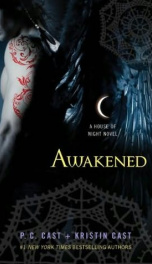 Awakened (House of Night Series #8)_cover