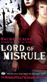 Lord of Misrule Morganville Vampires 5_cover