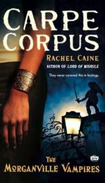Carpe Corpus- Morganville Vampires 6_cover