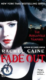 Fade Out- Morganville Vampires 7_cover