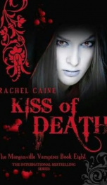 Kiss of Death- Morganville Vampires 8_cover