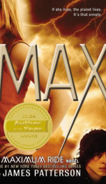 MAX (Book 5 The Maximum Ride Series)_cover