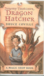 Jeremy Thatcher, Dragon Hatcher_cover