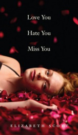 Love You Hate You Miss You_cover