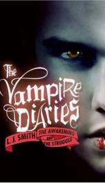 the vampire diaries The Awakening_cover