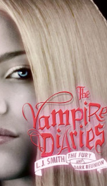 the vampire diaries The Fury_cover