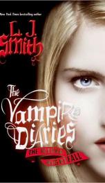 the vampire diaries The Return: Nightfall_cover