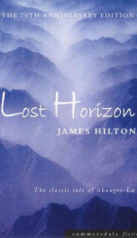 Lost Horizon  _cover