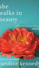 She Walks in Beauty  _cover