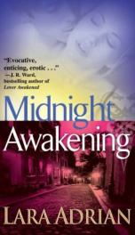 Midnight Awakening   _cover