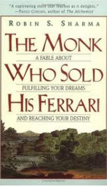 The Monk Who Sold His Ferrari: A Fable About Fulfilling Your Dreams & Reaching Your Destiny_cover