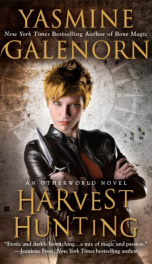 Harvest Hunting    _cover