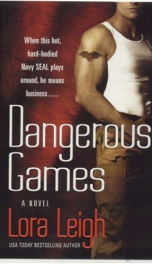 Dangerous Games_cover